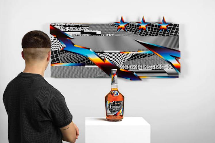 Felipe Pantone x Hennessy 3