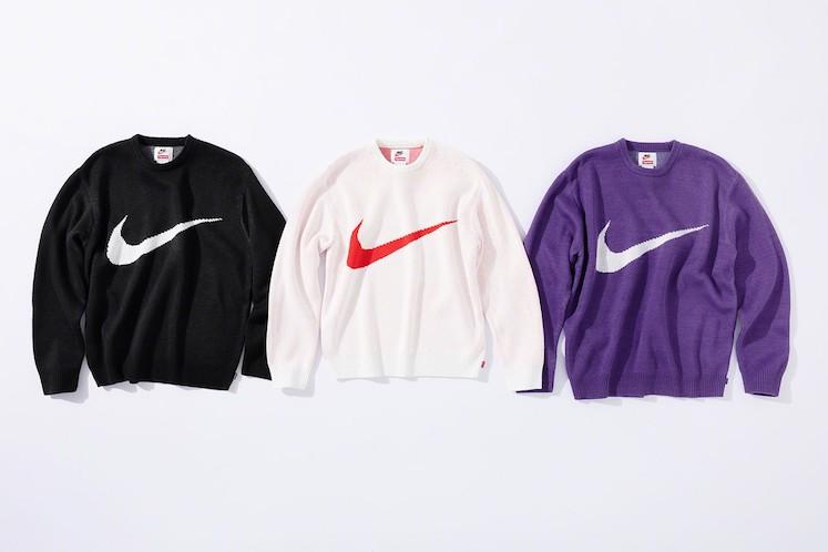 Supreme x Nike SS19 9
