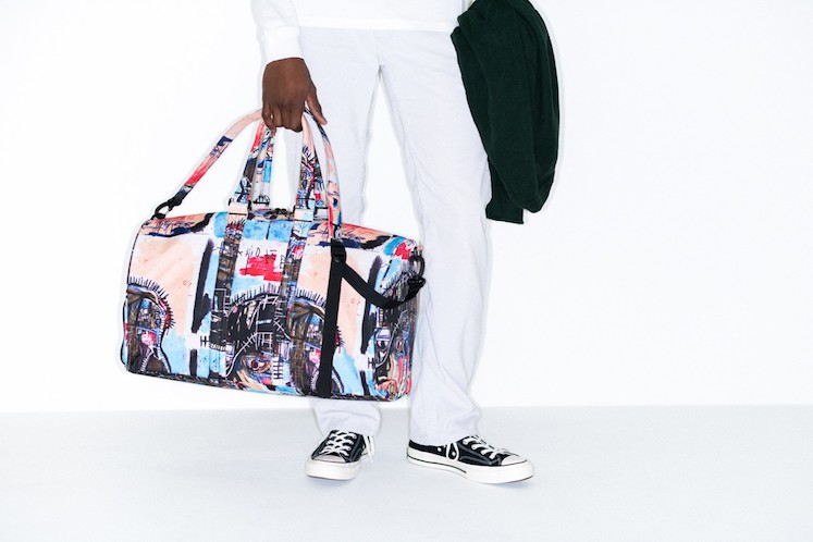 Herschel Supply x Basquiat 1