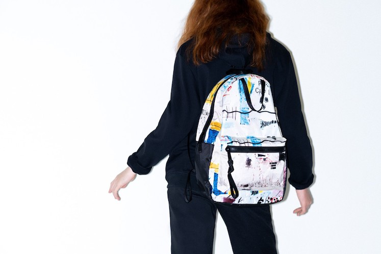 Herschel Supply x Basquiat 4