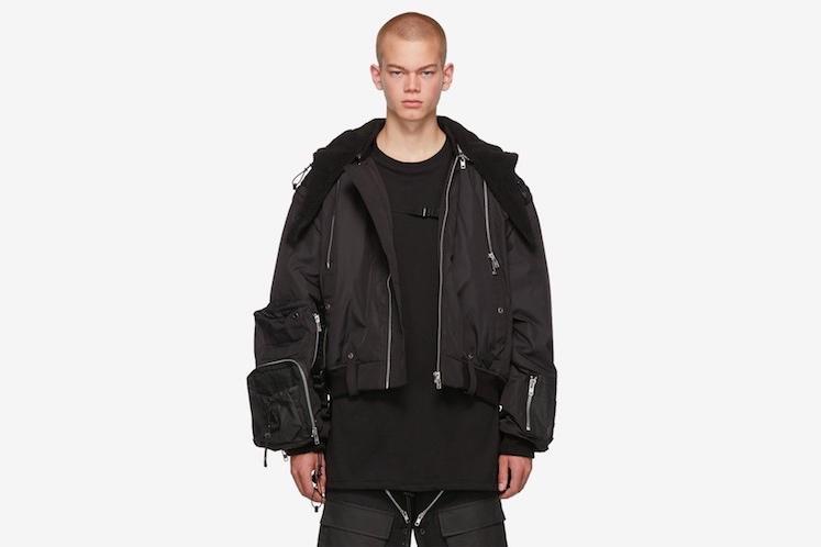Blackmerle – Jacket Bag 1