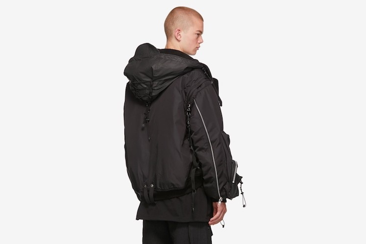 Blackmerle – Jacket Bag 2