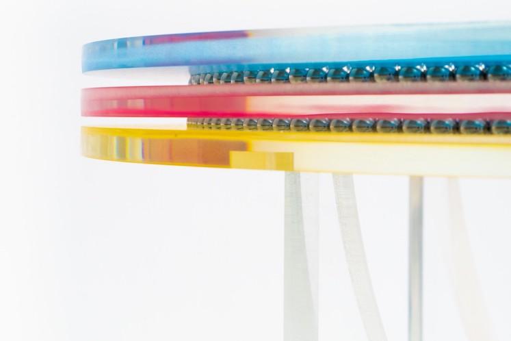 Configurable Art x Felipe Pantone – Mesa 2