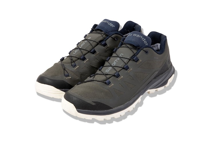 and wander x Salomon – Outpath Gore Tex 1
