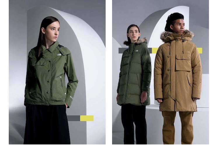 TNF Urban Exploration FW19 17