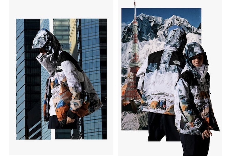 INVINCIBLE x TNF – The Expedition Capsule 1