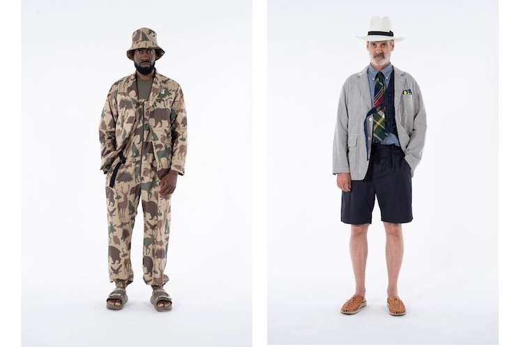 Engineered Garments SS21 12