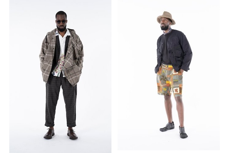 Engineered Garments SS21 4