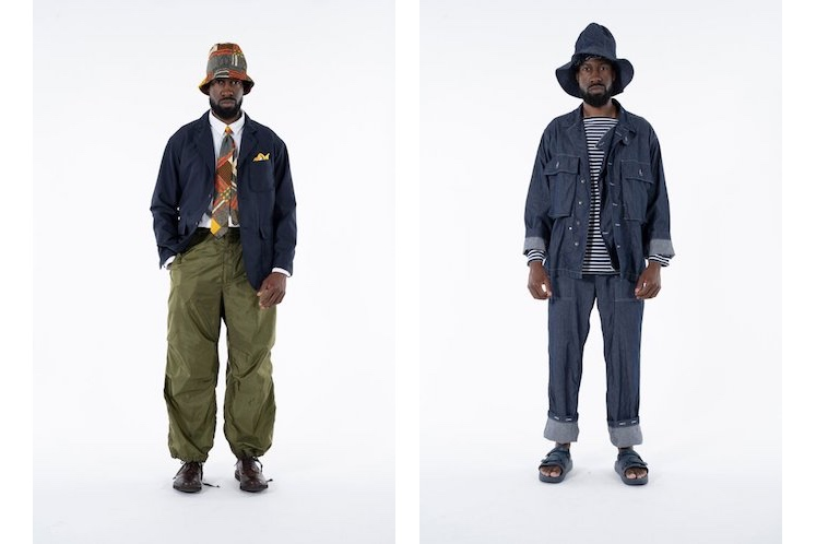 Engineered Garments SS21 7