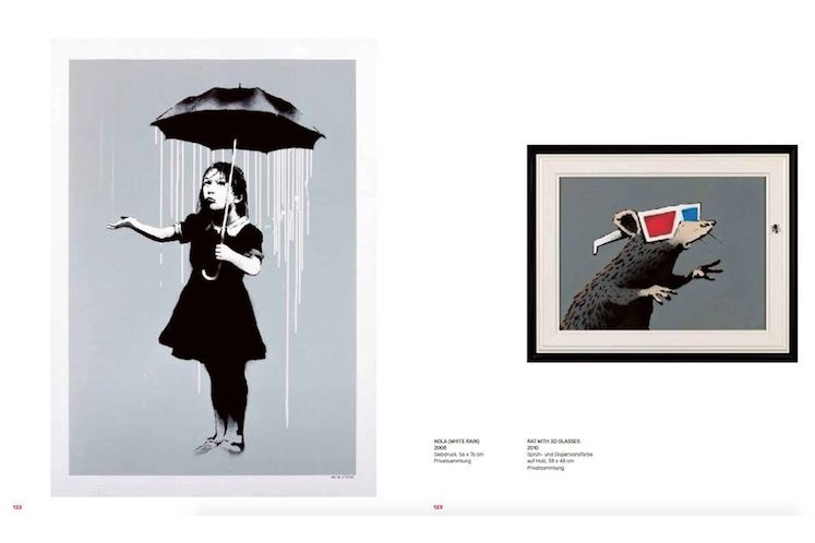 A Visual Protest – The Art Of Banksy – Book 3