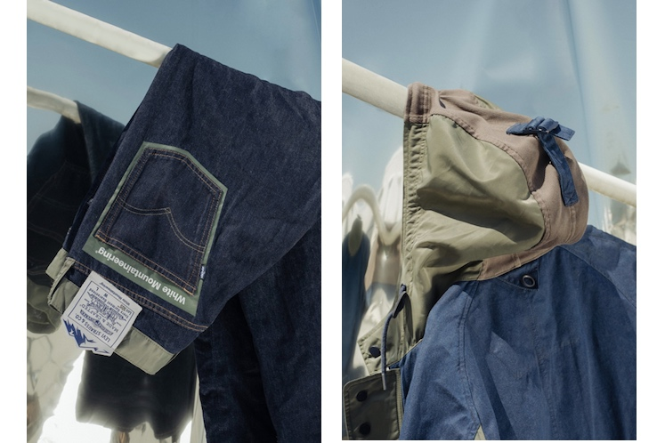 Levi's® Made & Crafted® x White Mountaneering 6