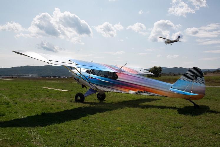 Felipe Pantone x Carbon Cub – INTR3PID Aeroplano5