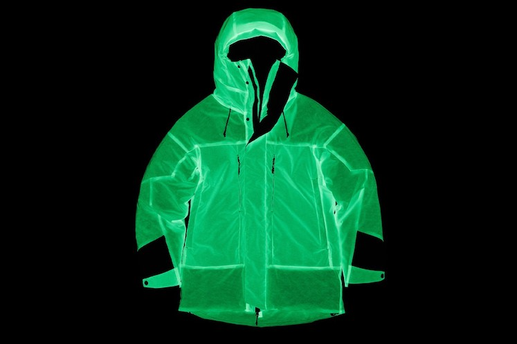 Vollebak Glow In The Dark Jacket 1