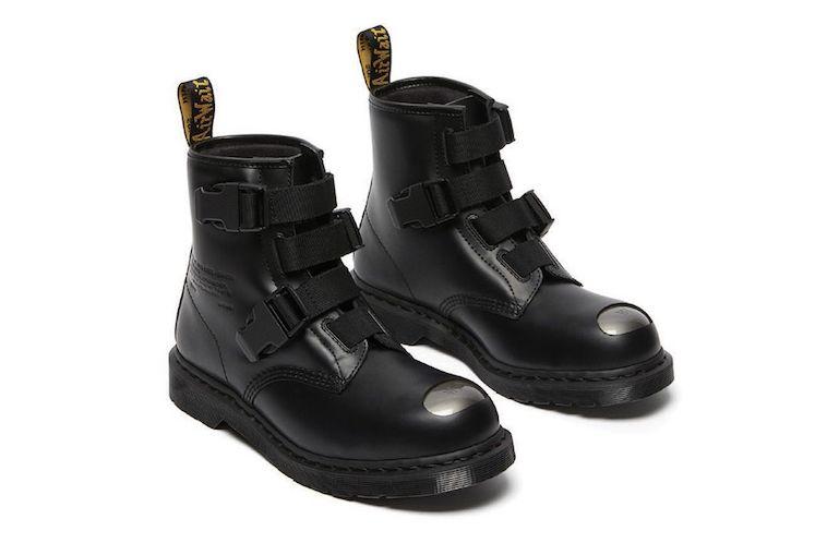 WTaps x Dr Martens – 1460 boot 2