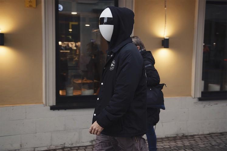 Face Masks inspiradas en Daft Punk 1