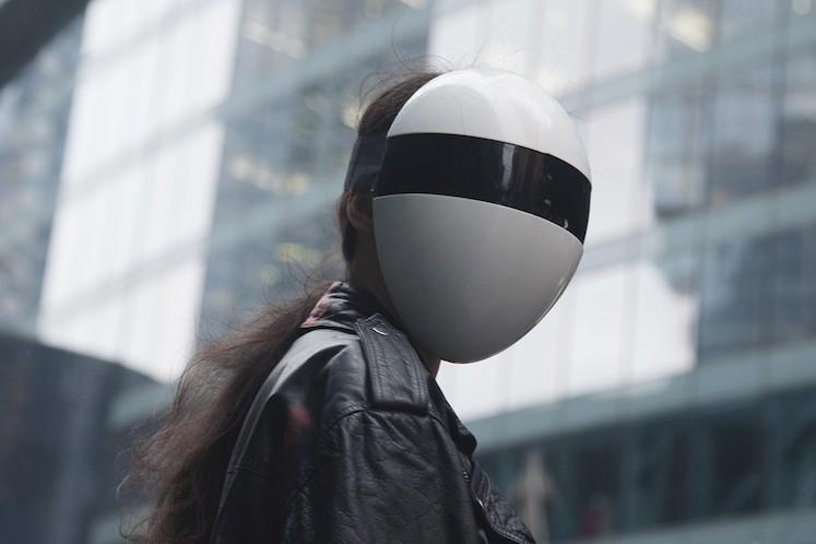 Face Masks inspiradas en Daft Punk 2