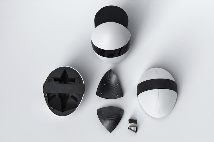 Face Masks inspiradas en Daft Punk 4