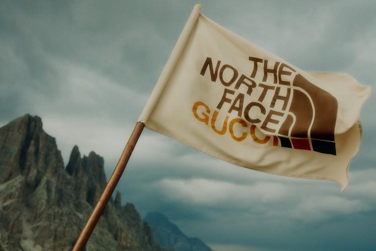Gucci x The North Face 1