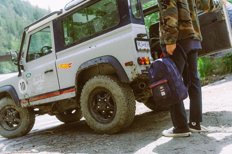 Herschel Supply x Hot Wheels x Land Rover 3
