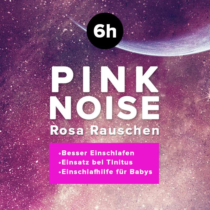 Pink Noise - Rosa Rauschen - Einschlafhilfe