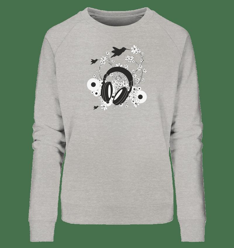 front ladies organic sweatshirt c2c1c0 Hoodies und Sweatshirts für Damen