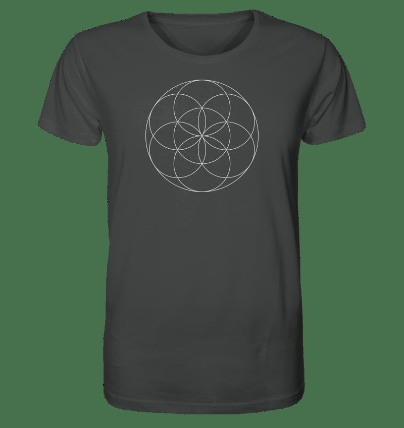 front organic shirt 444545 1116x 2 Spirituelle T-Shirts für Herren