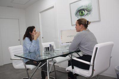 Visionker - Clínica oftalmológica de Torrevieja - Eye Clinic