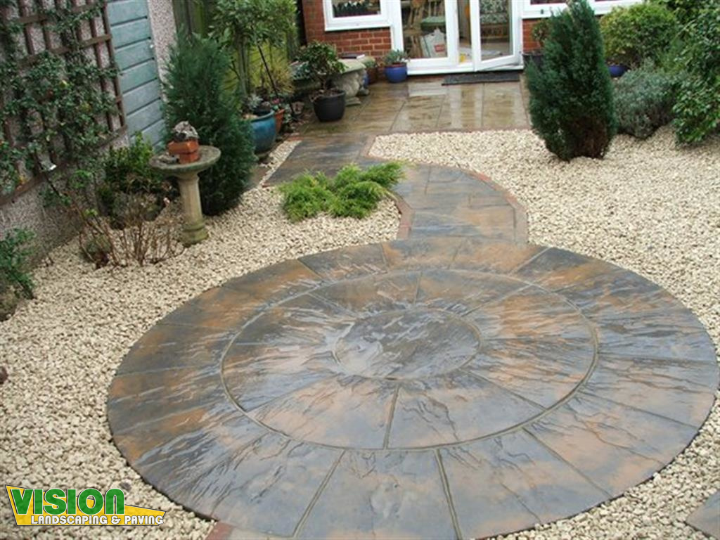 Patios and Garden Paving - Vision Landscaping and Paving on Landscaping And Patios  id=99031