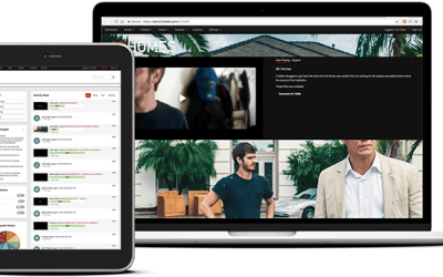 Vision Media's Streaming Technology Disrupts Traditional Press and Trade Screenings