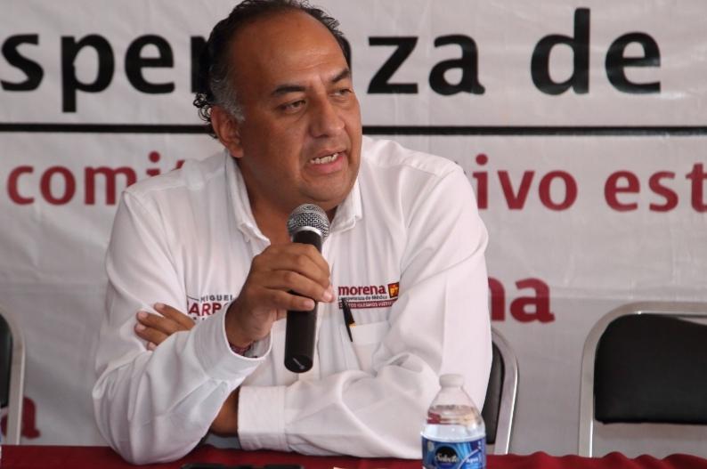EXIGE MORENA AL PANISTA SANTIAGO CREEL MIRANDA DETENER SU GUERRA SUCIA Y SACAR LAS MANOS DEL PROCESO EN PUEBLA