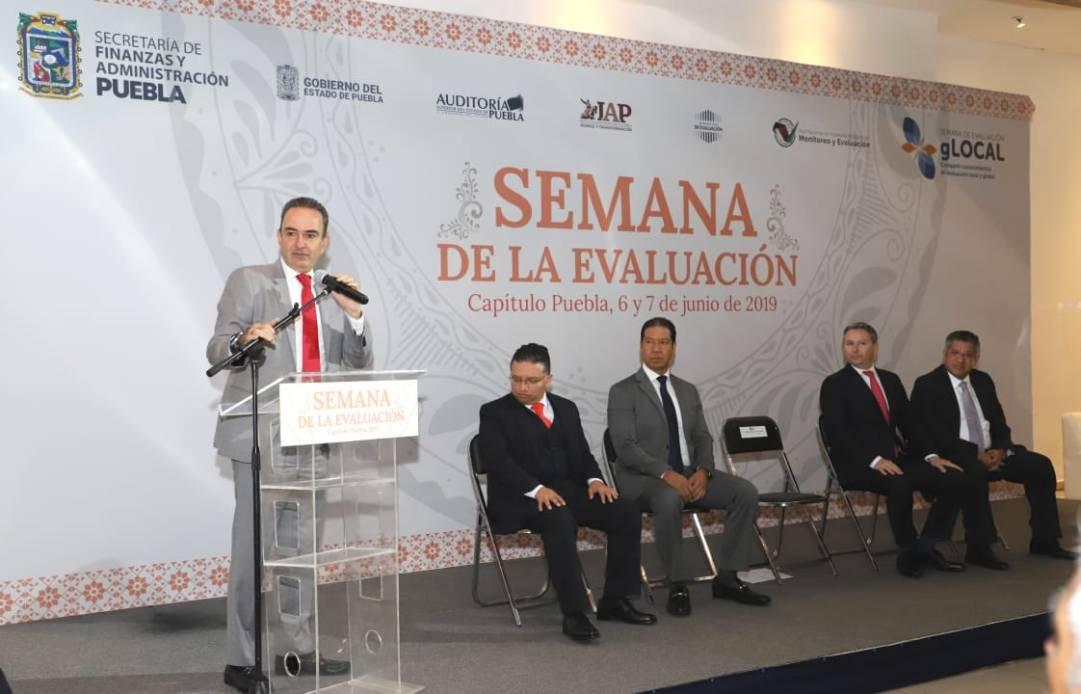 IMPULSA SFA SEMANA DE LA EVALUACIÓN LOCAL, CAPÍTULO PUEBLA 2019