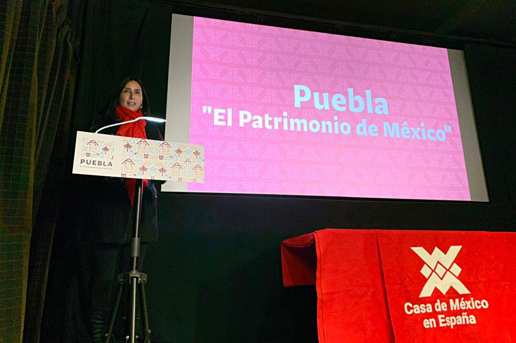EN ESPAÑA , PRESENTA PUEBLA NUEVA MARCA DESTINO PARA PROMOCIÓN TURÍSTICA