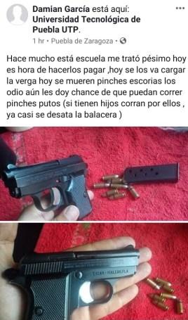 FALSA AMENAZA DE TIROTEO CAUSA ALARMA EN LA UTP