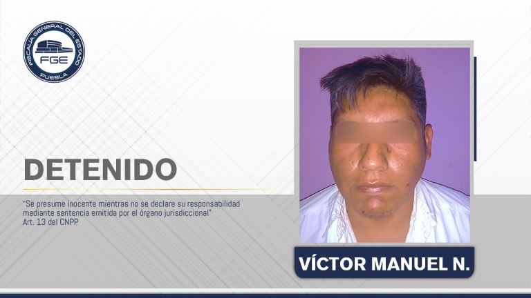FGE DETUVO A PRESUNTO FEMINICIDA, PRETENDÍA SIMULAR SUICIDIO DE SU PAREJA