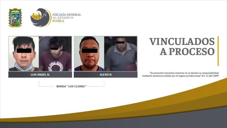 FGE APREHENDIÓ A DOS INTEGRANTES DE UNA BANDA DE ROBO A OXXOS