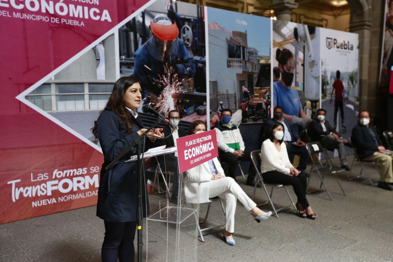 PLAN DE REACTIVACIÓN ECONÓMICA DE LA CIUDAD , CON RESPALDO DE UNAM, FOMENTARÁ EMPLEO , TURISMO , COMERCIO E INDUSTRIA
