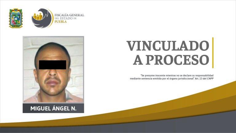 VINCULADO A PROCESO POR ATAQUES A POLICÍAS DE XICOTEPEC Y TENER DROGA