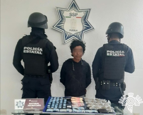 """POLICÍA ESTATAL DETIENE A """"EL PIOJO DE XONACA """""""