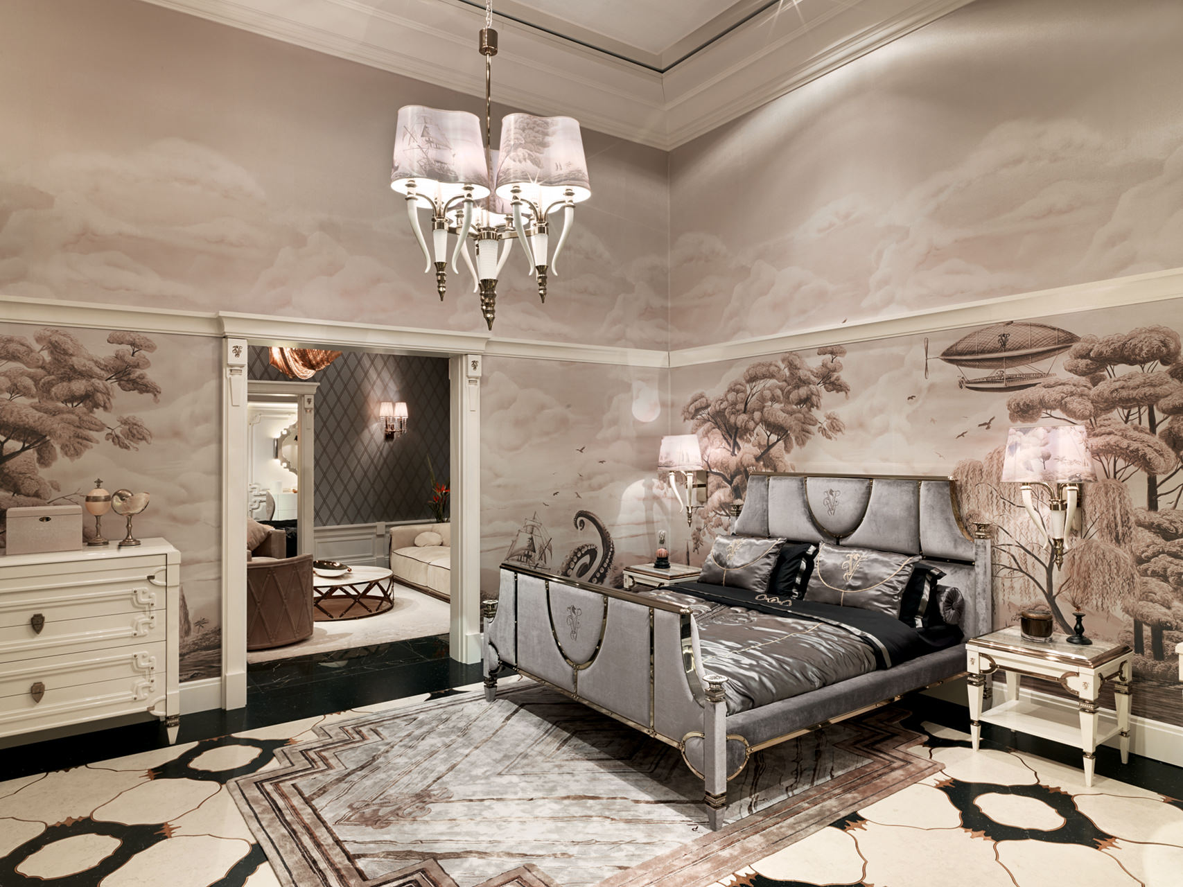 Windsor Master Bedroom Visionnaire Home Philosophy