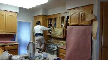 Cabinet Painter
