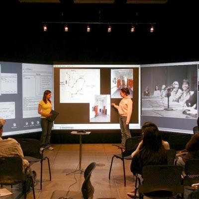 Vision Plus-Interactive Presentation System