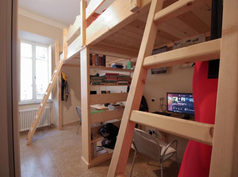 16 - Amelia - Via della Repubblica - Appartamento - Camera da letto