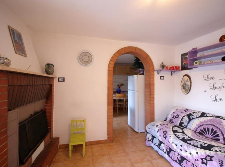 2 - Foce - Appartamento Indipendente - Salone Vista 2