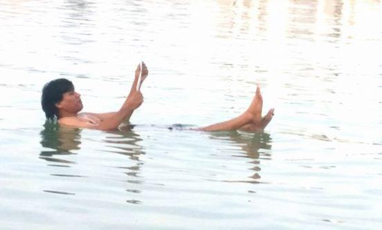 Tilak Bam Malla in Death Sea 1