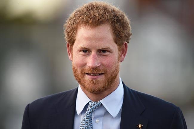 Harry Prince of UK