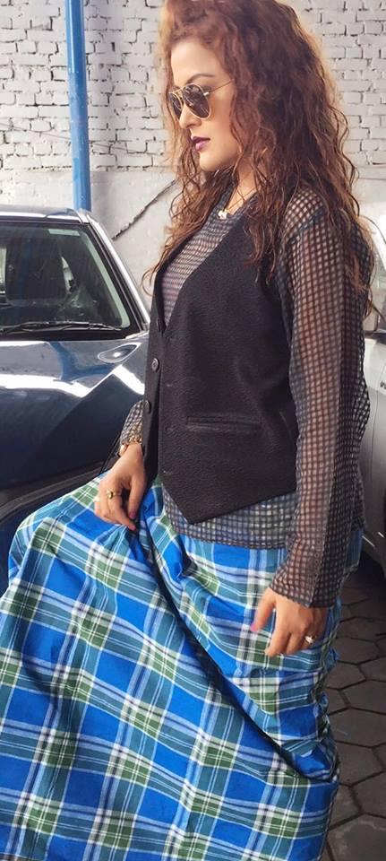 Rekha Thapa's New Looks 4