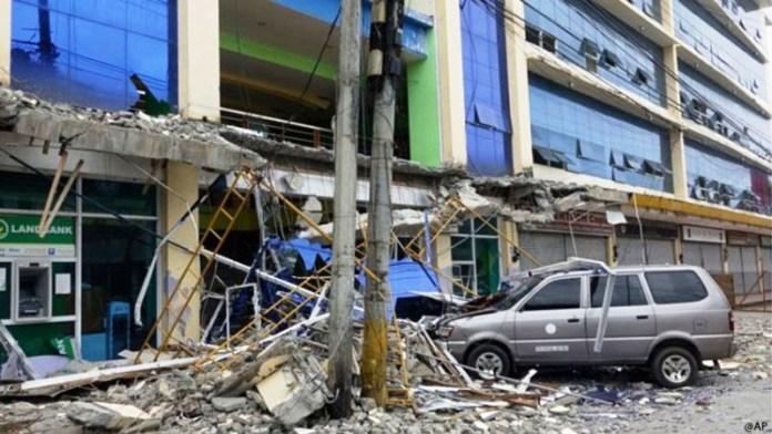 Philipins Earthquake