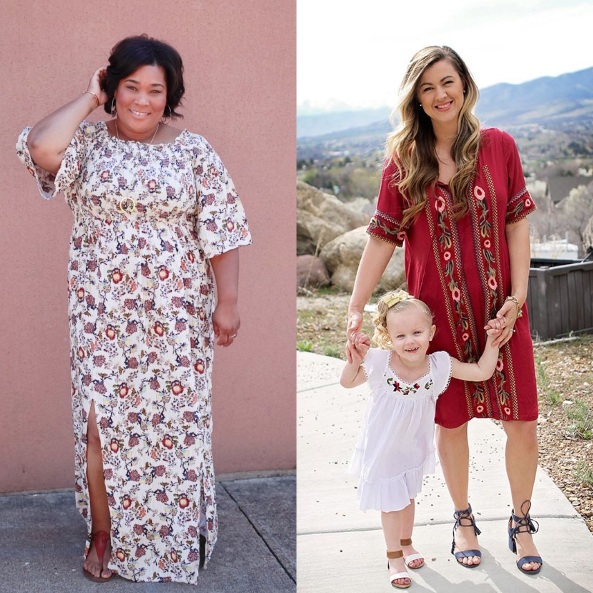 featured fashion and style blogger linkup