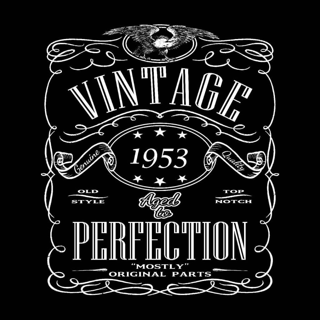 65th Birthday Shirt Born In 1953 Gift For Husband Dad Grandpa