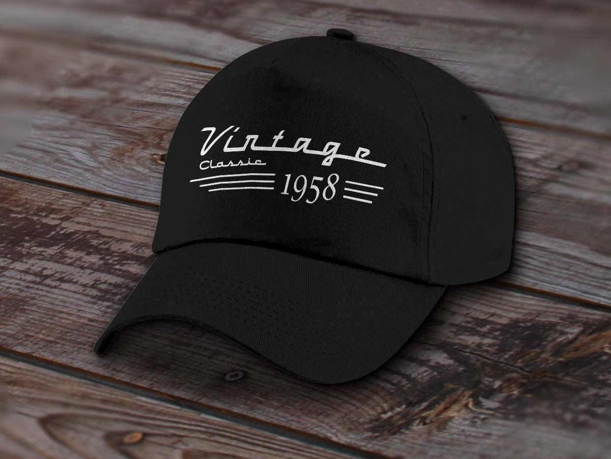 1958 Birthday Cap